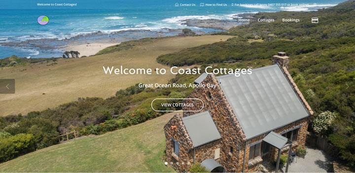 Coast Cottages